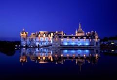 Замки и дворцы обои