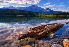 HD обои с озером