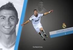 HD обои красивый Криштиану Роналду футболист спортсмен