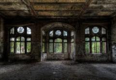 HD обои Старый, заброшенный дом
