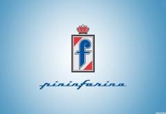 HD обои pininfarina logo