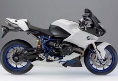 HD обои Спортивный мотоцикл БМВ