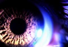 Зрачок, глаз, абстрактные, HD обои, скачать