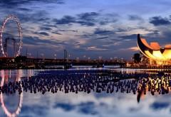 Великолепное фото вечернего города