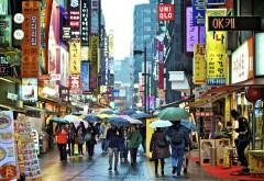 Фото улицы китайского городка