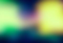 Яркая заставка состоящая из трех цветов