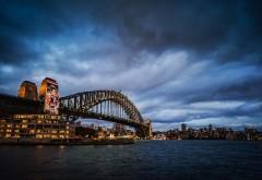 HD обои  большого моста который находится в Сиднее