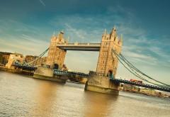 Фото моста в Лондоне скачать