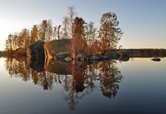 Фото огромного озера скачать
