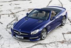 Mercedes-Benz SL65 AMG (2013) заставки скачать