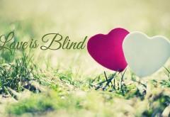 Любовь слепа романтические заставки скачать на рабочи…