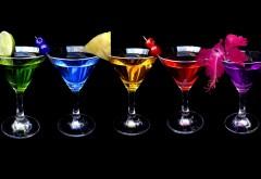 Картинка различных коктейлей заставки скачать