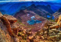 Картинка красоты высоких гор обои hd бесплатно
