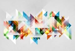 Широкоформатные абстрактные фоны на рабочий стол