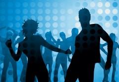 Фоновые заставки людей на дискотеке в клубе обои на рабочий стол