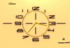 Часы сделано в СССР заставки hd бесплатно