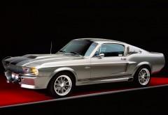 Ford Mustang GT500M 1967 года выпуска