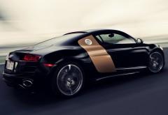 Фото спортивного автомобиля Audi R8