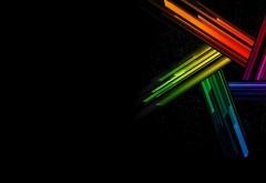 Яркие, цветовые, сердечники, абстрактные, обои hd, беспл�…