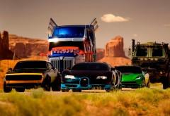 Трансформаторы 4, фильм, автомобильный прицеп, Chevrolet Corve…