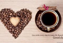Любовь, Доброе утро с чашкой кофе обои hd на рабочий сто�…