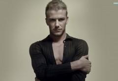Дэвид Бекхэм, английский футболист, полузащитник, заст…