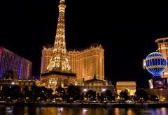 Фото замечательной миниатюры Эйфелевой башни в Лас-Ве�…