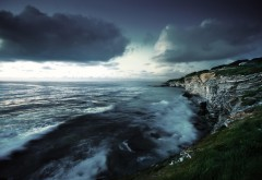 Атлантический океан, западное побережье, скалы, море, к…