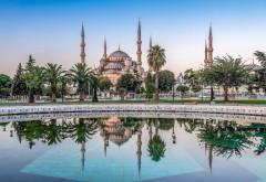 Голубая мечеть, Буколеон, мечеть Султана Ахмеда, Стамб�…