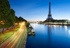 Эйфелева башня в Париже, Франция, широкоформатные обои…