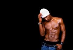 Красивое мужское тело обои