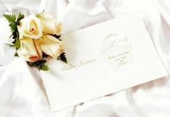 Свадебное приглашение высокого качества фото на рабоч…