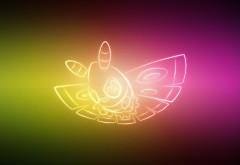 Рисованные картинки, бабочка, крылья, фоны, заставки