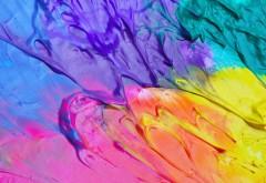 Пятна, краски, яркие фоны, заставки, картинки