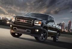 2015 GMC Sierra Elevation Edition джип, внедорожник, черный, автомобил…