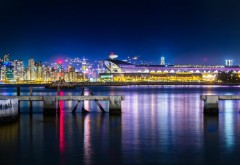 Гонконг, Kai Tak, круизный лайнер, океан, гавань, Виктория, фото hd, обои
