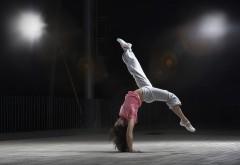 Танцовщица, акробатка, спортсменка, девушка, спорт, кар…