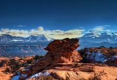 Картинка высокого разрешения завораживающих гор
