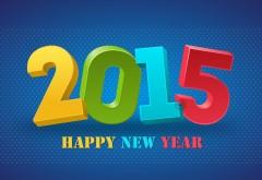 Праздник широкоформатные обои Нового года 2015 hd