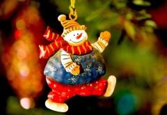 Праздники, Рождественские игрушки, Снеговики, елка, об�…
