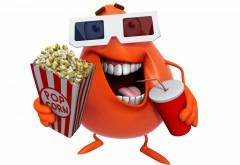 3d очки, Корпорация монстров, мультик, мультяшка, графика, обои HD, смешные, юмор, прикольный