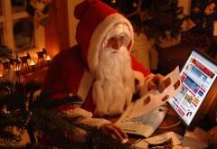 Санта-Клаус, новый год, подарки, HD обои, интернет-магази…