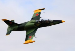 Aero L-39, Альбатрос, боевой, учебный, самолет, авиация, оружие, истребитель, обои, фоны