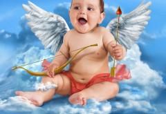 Ребенок купидон, ангельский ребенок, амур, малыш, карти…