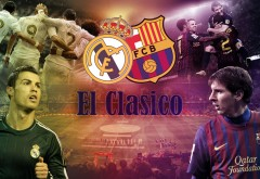 El clasico, ronaldo, messi, real madrid, barcelona, football, c.ronaldo, lionel messi