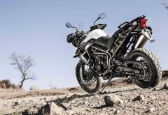 Triumph TIGER 800 XC мотоцикл обои для рабочего стола