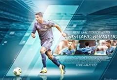 Криштиану Роналду, Реал Мадрид, HQ, футбол, обои