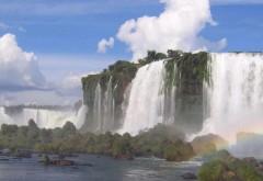 Скачать обои водопад