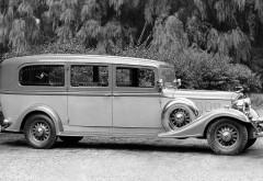 1933 Retro Flxible Buick Премьер Лимузин ретро-автомобиль