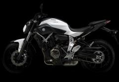 2015 Yamaha FZ 07 Мотоцикл высокого разрешения фото
